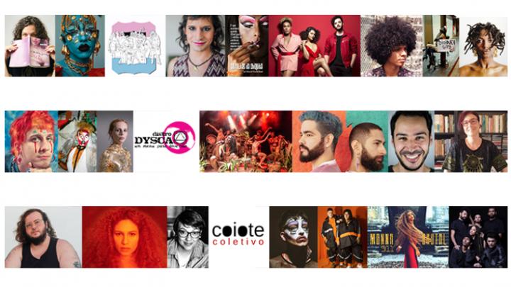 NuCuS lança catálogo de artistas das dissidências sexuais e de gênero